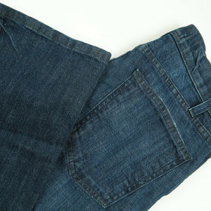 Current Elliott Straight Leg Jeans 24x32